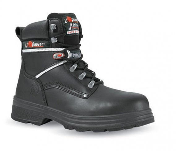 'U-Power' Performance Safety Boots