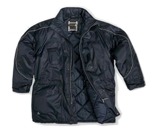 Helsinki PVC Coated Polyester Parka - Cold Protection