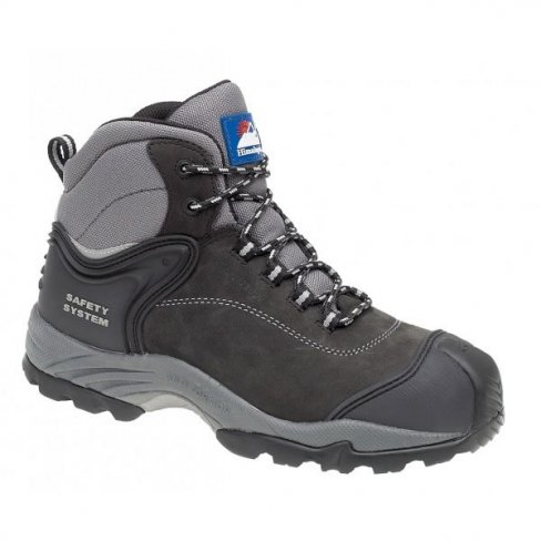 Himalayan Nubuck Fully Waterproof Safety Boots