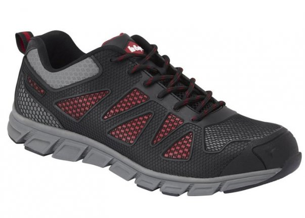 'Lee Cooper' Workwear Safety Shoe - S1P/SRA