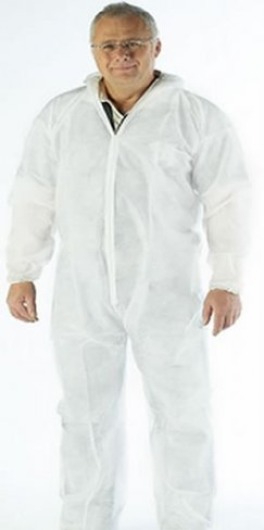 Warrior Polyprop Disposable Coverall