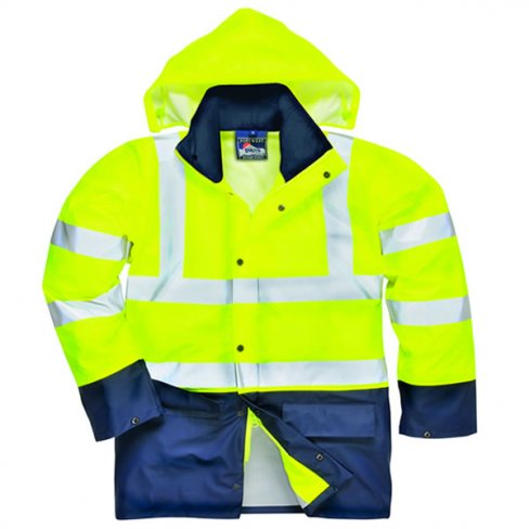 'Portwest' Sealtex Ultra Hi Vis Two Tone Jacket