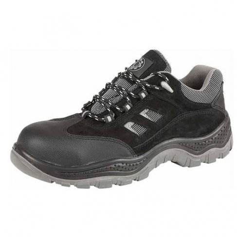 Security Line Garone - Black Non - Metallic Safety Trainer