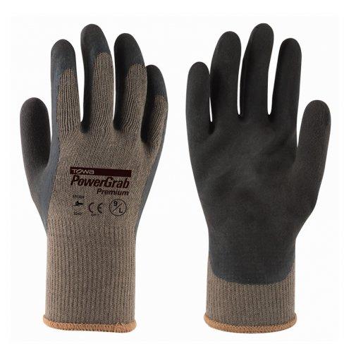 Towa Powergrab Premium Gloves Size Large High Grip Protective