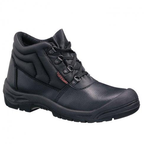 Tuffking Black Chukka Boot