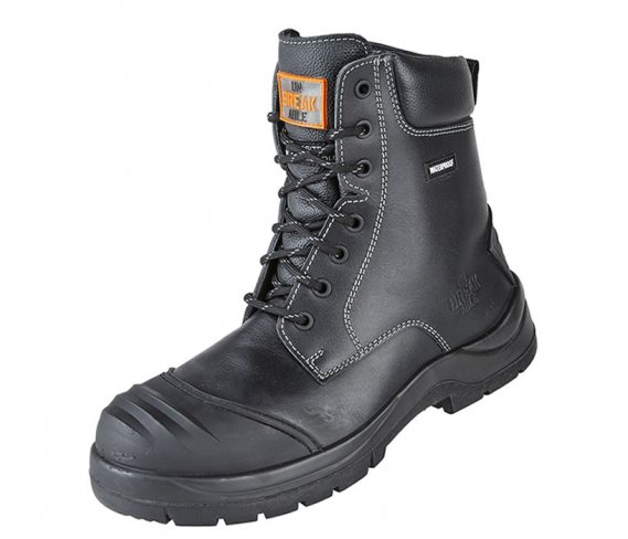 UNBREAKABLE Trench Master Safety Combat Boot  - S3