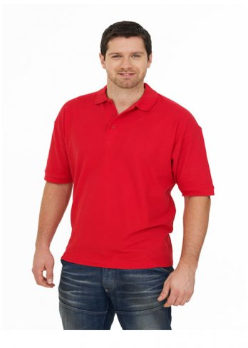Unisex Cotton Rich Polo Shirt