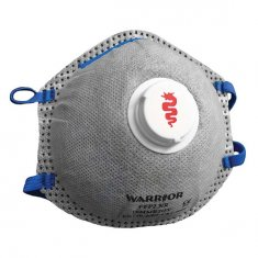 'Warrior' FFP2OV Disposable Face Mask (Pk 10)