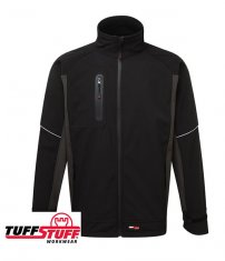 Stanton Black Soft Shell Jacket
