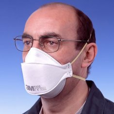 '3M' Aura 9310 Foldable Face Mask (Pk 20)