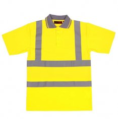 Blackrock Hi-Vis Polo Shirt