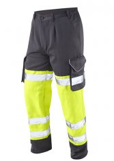Bideford-Poly-Cotton-Cargo-Trousers-Yellow-Grey-CT01-Y-G_1.jpg