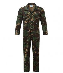 Camo Woodland Boilersuit