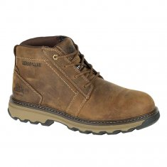 Caterpillar Parker Dark Beige Safety Boot