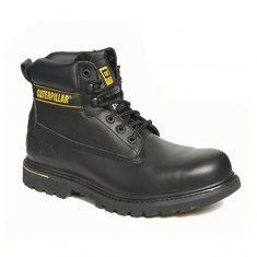 'Caterpillar' Holton Leather Safety Boots