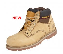 Caterpillar Tracker Safety Boot
