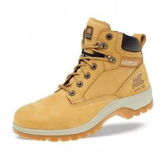 Caterpillar Kitson Honey Nubuck Ladies Safety Boots