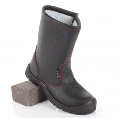 'Blackrock' Cold Storage Boot - Zipped