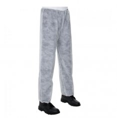 Disposable Non-Woven Trousers - Velcro x50
