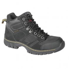 Dr Martens Black Benham Hiker Safety Boot