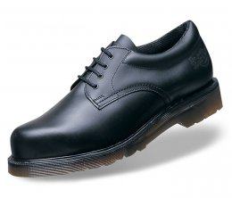 Dr Martens Black Safety Shoe