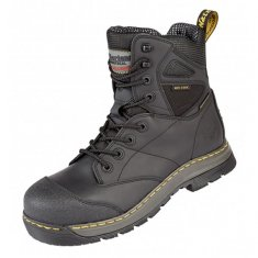 Dr Martens Black Torrent ST Safety Boots - Metal Free