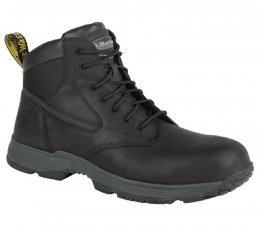Dr Martens Corvid Black Metal Free Safety Boots