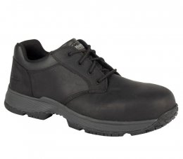 Dr Martens Linnet Black Metal Free Safety Shoe