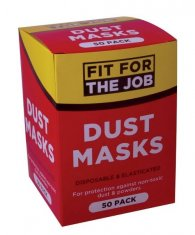Standard Dust Masks x50