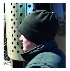 Fleece Neck Warmer/ Hat