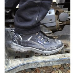 Fort Knox Safety Composite Ankle Boots