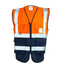 Supertouch Two-Tone Executive Hi Vis Vest