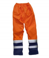 Standsafe Hi-Vis Two-Tone Over Trousers