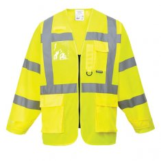 'Portwest' Executive Hi Vis Jacket
