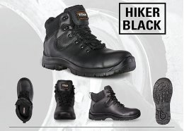 'TITAN' Hiker Safety Boots