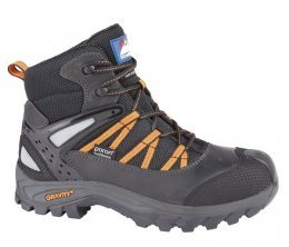 Himalayan Black Gravity TRXII Waterproof Poron XRD Safety Boots