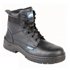 Himalayan Leather HyGrip Safety Boot with Metal Free Toe & Midsole