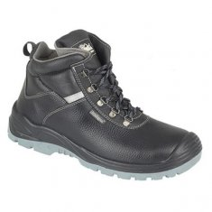 Himalayan Black Iconic 5-ring Safety Boots