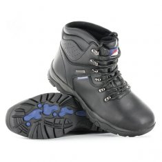 Himalayan Leather Fully Waterproof Safety Boot