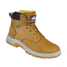Himalayan Nubuck Leather Safety Boots