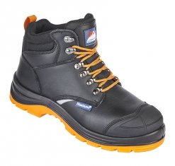 "Himalayan Reflect""O"" Leather Safety Boots"