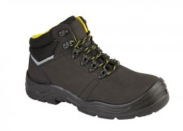 Himalayan Black Metal Free Safety Hiker Boot