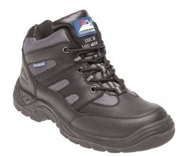 Himalayan Leather / Nylon Safety Cross Trainer Boots