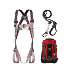Pioneer Fall Arrest Kit 1 Point Harness