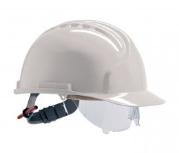 'JSP' Mk7 Retractaspec Safety Helmet