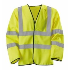 Blackrock Hi-Vis Long Sleeved Vest