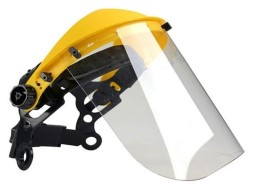 'Portwest' Browguard with Clear Visor
