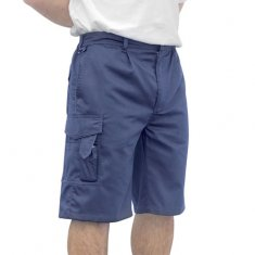 'Portwest' S790 Navy Combat Shorts