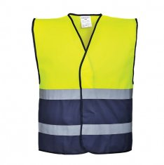 'Portwest' Hi Vis Two Tone Vest - C484