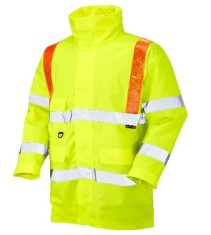 'LEO' Hi Vis Traffic Management Anorak